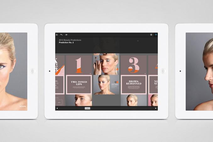 Mecca Cosmetica iPad App
