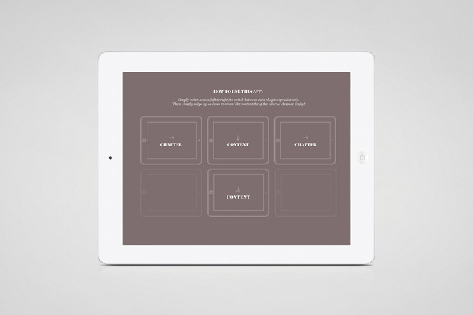 iPad App by Hunt&Co.