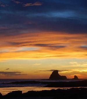 maderas-beach-at-sunset